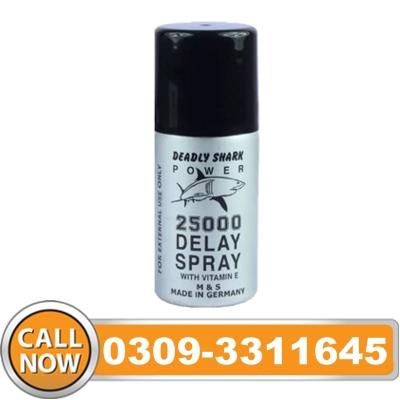 Deadly Shark 25000 Delay Spray in Pakistan
