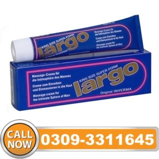 Largo Cream in Pakistan