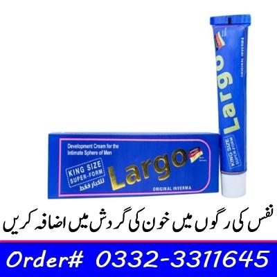 Original Largo Cream in Pakistan