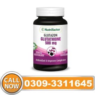Glutathione Capsules in Pakistan