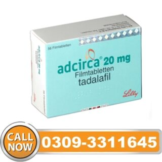 ADCIRCA Tablets in pakistan