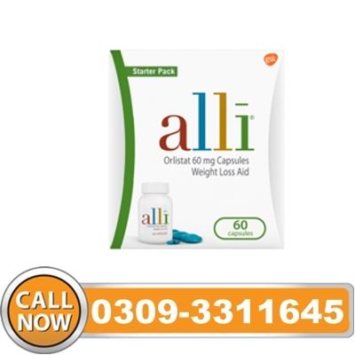 Alli diet Pills in Pakistan