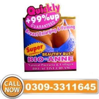 Bio-Anne Breast Enlarging and Firming Cream in Pakistan