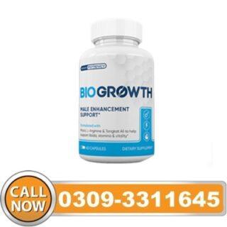 Biogrowth Male Enhancement Pills in Pakistan