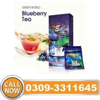 Blueberry Tea in Pakistan