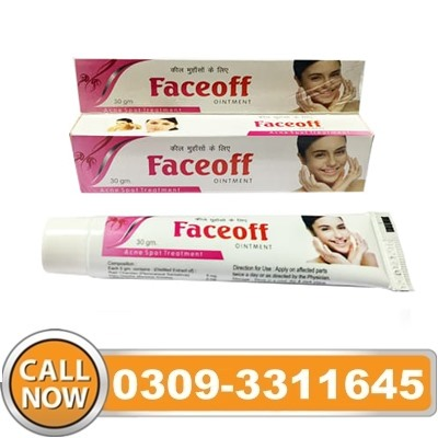 Face Off Cream in Pakistan