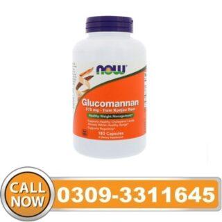 Glucomannan in Pakistan