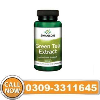 Green Tea Extract in Pakistan