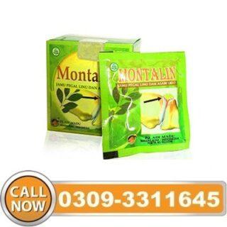 Montalin Herbal Capsules in Pakistan