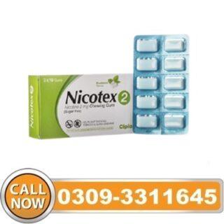 Nicotex Tablets in Pakistan
