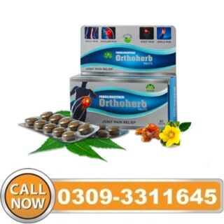 Orthoherb Tablets in Pakistan